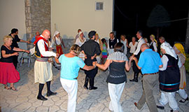 greek traditional nights